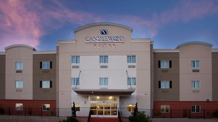 Candlewood Suites Temple Exterior