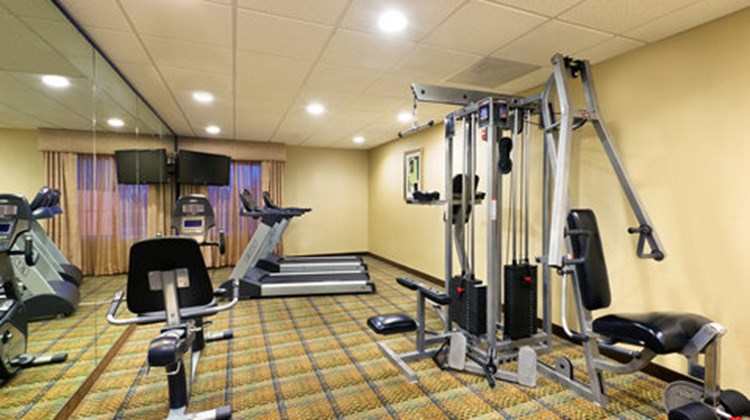 Holiday Inn Express Hotel Casa Grande Health Club