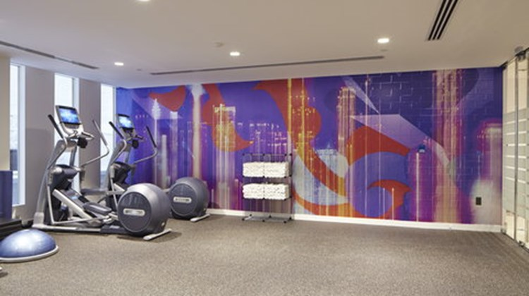 Hotel Indigo Atlanta Downtown Health Club