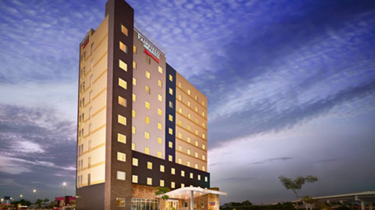 Fairfield Inn & Suites Villahermosa Exterior