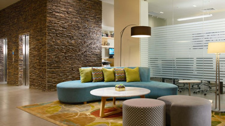 Fairfield Inn & Suites Villahermosa Lobby