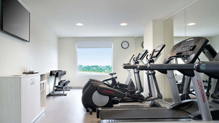 Fairfield Inn & Suites Villahermosa Health Club