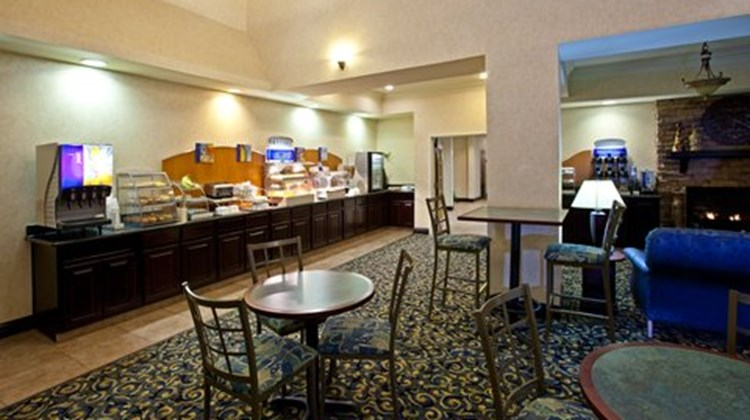 Holiday Inn Express & Suites Frankfort Restaurant