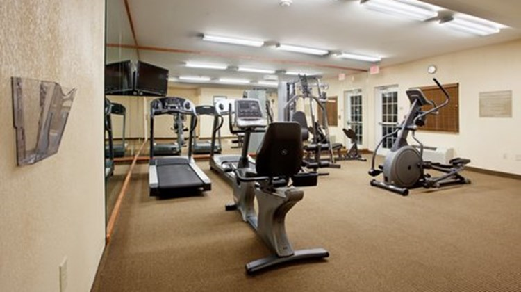Candlewood Suites Sumter Health Club