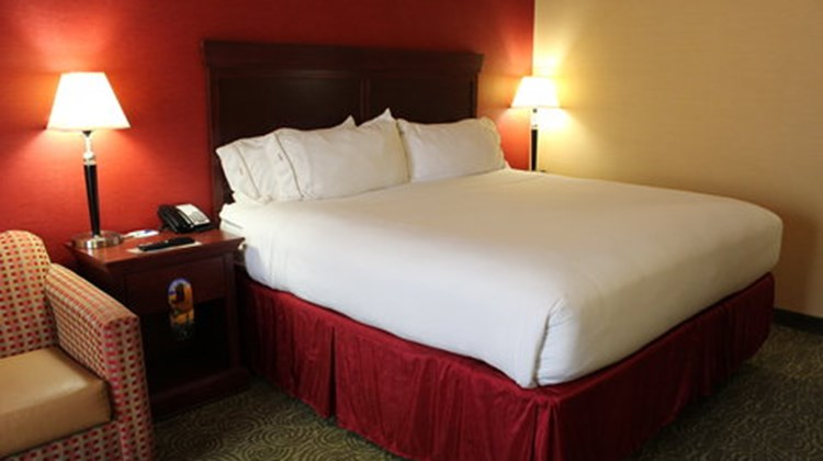 Holiday Inn Express Hotel & Suites-Troy Room