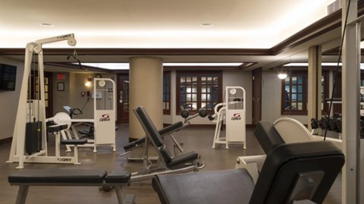 InterContinental Stephen F Austin Health Club