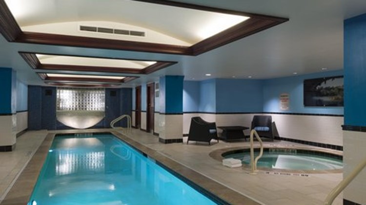 InterContinental Stephen F Austin Pool