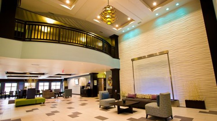 Holiday Inn Express Suites Lakeway Lobby
