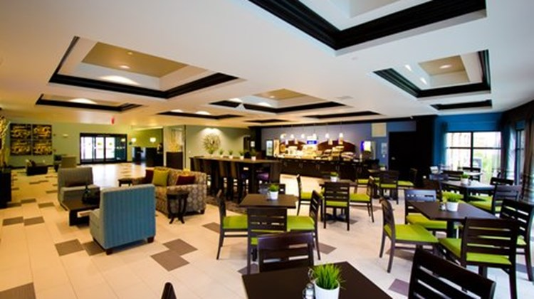 Holiday Inn Express Suites Lakeway Restaurant