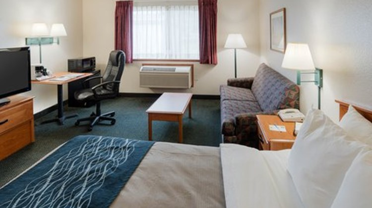 Quality Inn Rochester Room