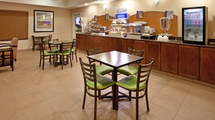 Holiday Inn Express & Suites Topeka N Restaurant