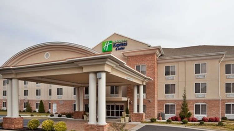 Holiday Inn Express High Point South Exterior