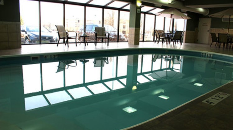 Holiday Inn Express Hotel & Suites-Troy Pool