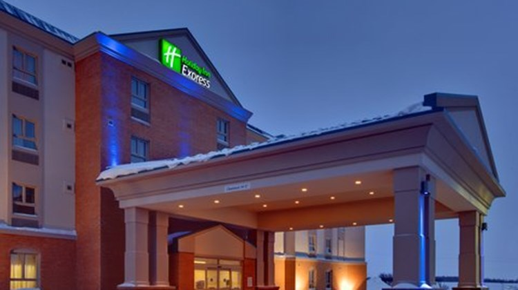 Holiday Inn Express & Stes Exterior