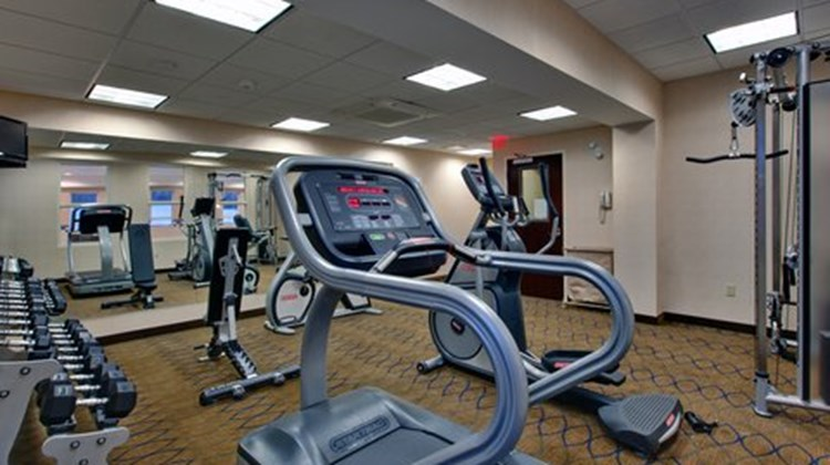 Holiday Inn Express & Stes Health Club