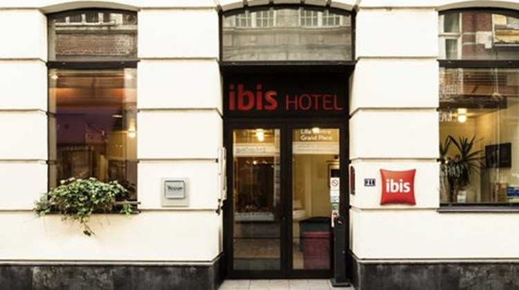 Ibis Lille Centre Grand Place Exterior