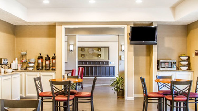 Comfort Inn Lathrop-stockton airport Restaurant