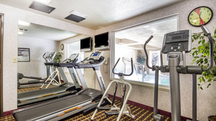Comfort Inn Lathrop-stockton airport Health Club