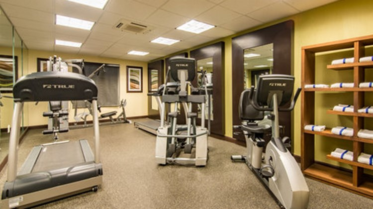 Holiday Inn Express Hotel & Stes Health Club