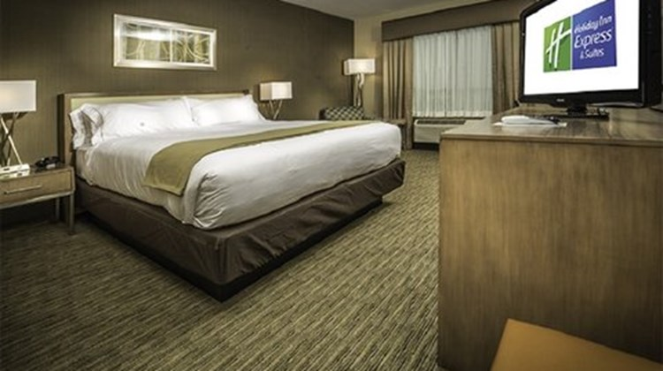 Holiday Inn Express & Stes Murray Room