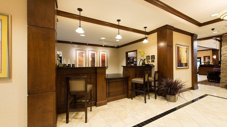 Staybridge Suites Columbia Lobby