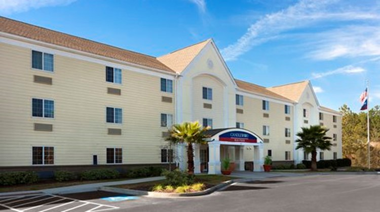 Candlewood Suites Savannah Airport Hotel Exterior