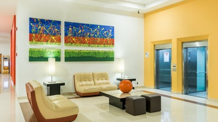 Holiday Inn Express Manzanillo Lobby