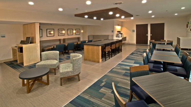 Holiday Inn Express/Suites Evansville N Lobby