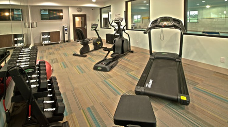 Holiday Inn Express/Suites Evansville N Health Club