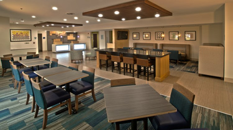 Holiday Inn Express/Suites Evansville N Restaurant