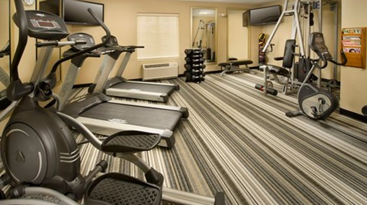 Candlewood Suites Alexandria Health Club