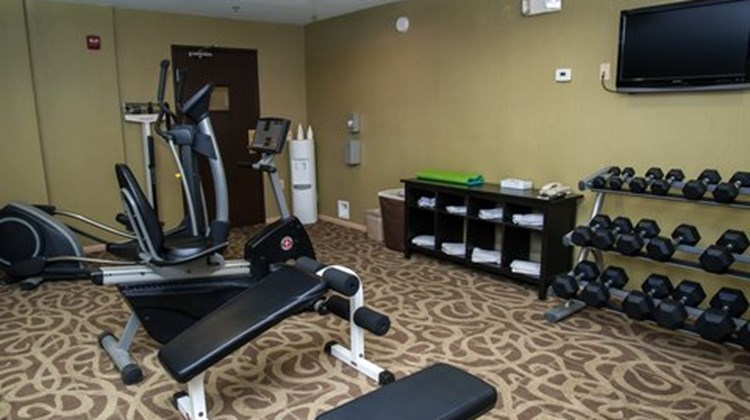 Holiday Inn Express Tucson Airport Health Club