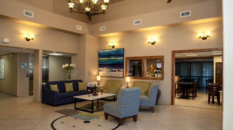 Holiday Inn Express Tucson Airport Lobby