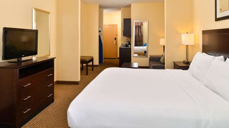 Holiday Inn Express Greenville Room