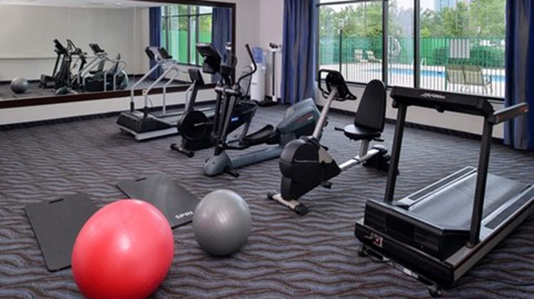 Holiday Inn Express Riverport Health Club