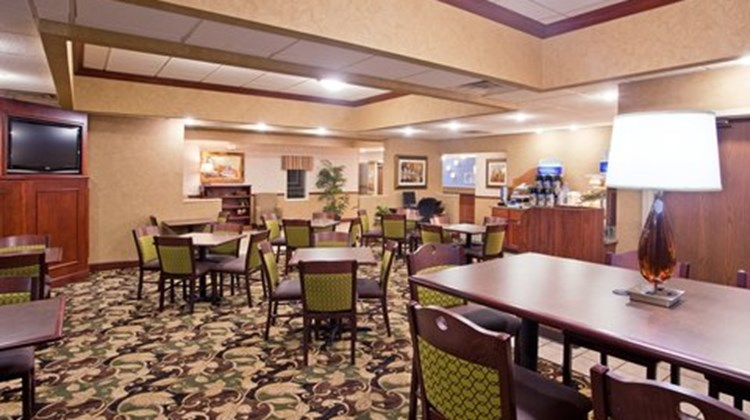 Holiday Inn Express Hotel & Suites-Troy Restaurant
