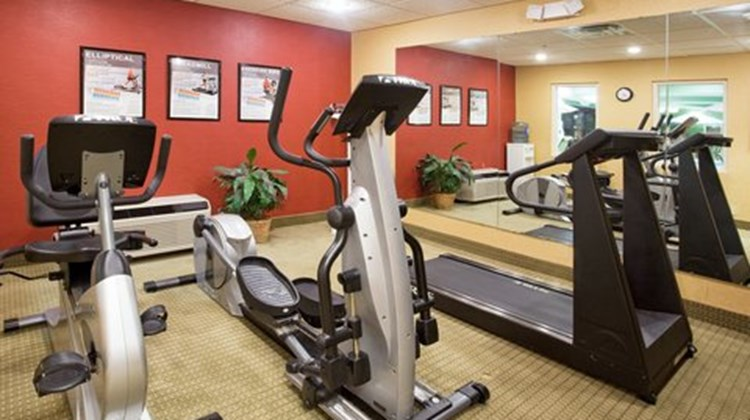 Holiday Inn Express Hotel & Suites-Troy Health Club
