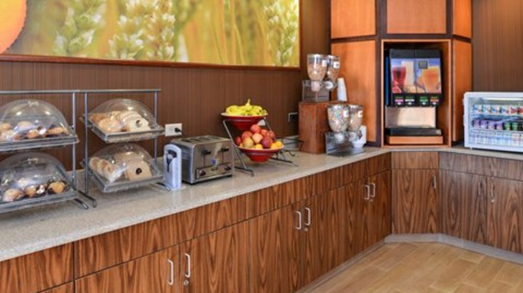 Fairfield Inn & Suites Bloomington Restaurant