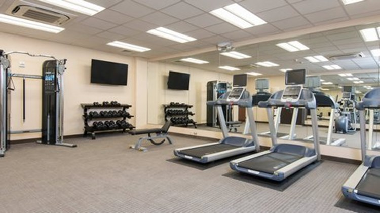 Fairfield Inn & Sts Tampa Westshore/Apt Health Club