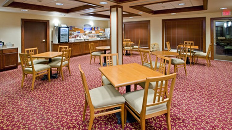 Holiday Inn Express Greenville Restaurant