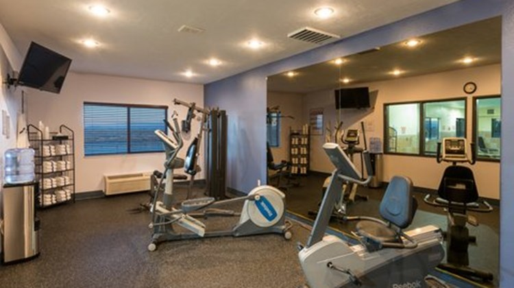 Holiday Inn Express Hotel & Suites Health Club