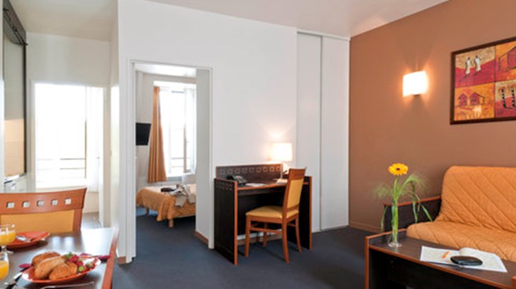 Adagio Access Paris Philippe Auguste Room