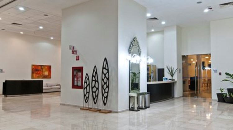 Holiday Inn Express Cd del Carmen Lobby