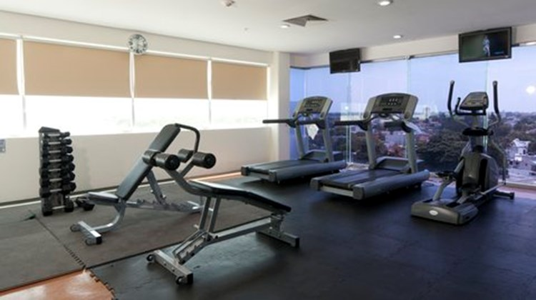 Holiday Inn Express Cd del Carmen Health Club
