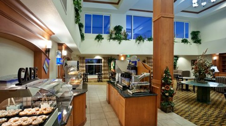 Holiday Inn Express & Suites Nampa Restaurant