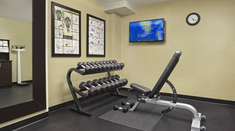 Holiday Inn Expres/Suites Downtown Health Club