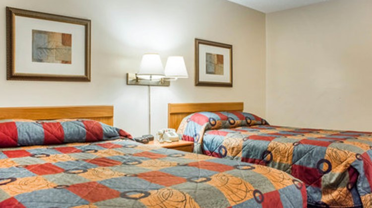 Econo Lodge Darien Lakes Room