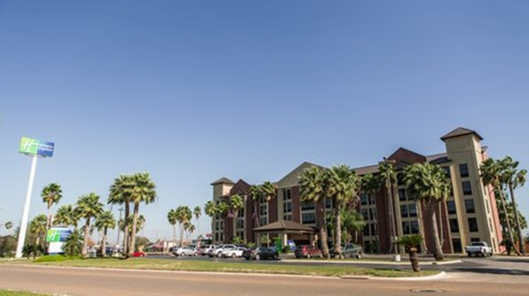 Holiday Inn Express Harlingen Exterior