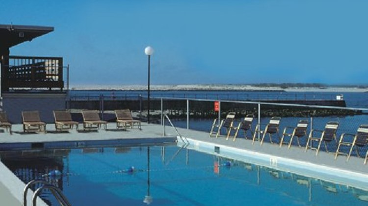 Oceanic Motel Pool