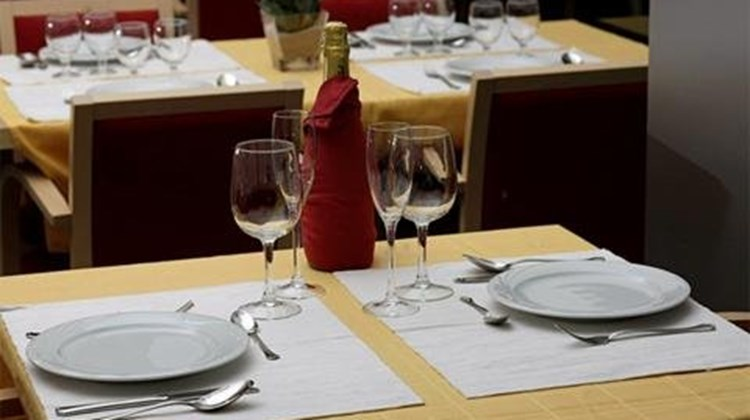 Holiday Inn Express Malaga Airport Restaurant